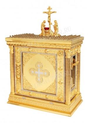 Панихидный стол №21 (106 свечей)