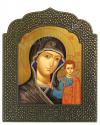 Икона: образ Пресв. Богородицы Казанской - 42