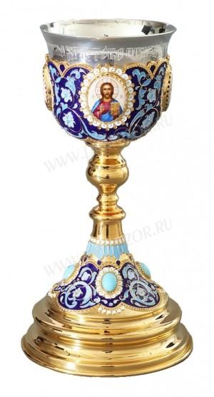 Богослужебный потир (чаша) - 56 (0.5 л)