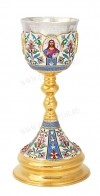 Богослужебный потир (чаша) - 64 (1.0 л)