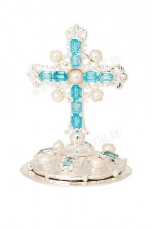Крест на митру №19