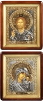 Иконы венчальные, пара №115-116