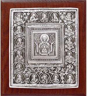 Икона Знамение Пресв. Богородицы - А51-1