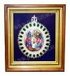 Икона настенная - Святая Троица.