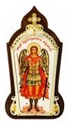 Икона настольная  в серебре -Архистратиг Михаил.