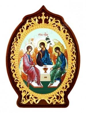 Икона настольная  -Святая Троица.