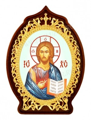 Икона настольная  - Господь Вседержитель.