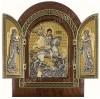 Складень - Св. Великомученик Георгий Победоносец