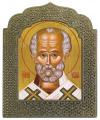 Икона св. Николая Чудотворца - 33
