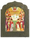 Икона: Собор преподобных старцев Оптинских