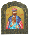 Икона св. благоверного Великого князя Александра Невского