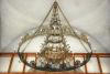 Хорос (паникадило) одноярусный - 9s (108 свечей)